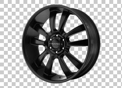 汽车定制轮中心帽轮辋,轮辋PNG剪贴画汽车,车辆,运输,黑色,油漆,
