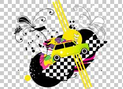 汽车海报背景材料PNG剪贴画文本,海报,汽车,卡通,材料,剪贴画,设