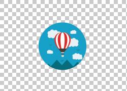 汽车交通计算机图标车辆,热气球PNG剪贴画徽标,气球,摩托车,卡通,