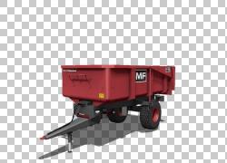 农业模拟器17缩略图拖车汽车,农业模拟器PNG剪贴画车辆,拖车,拖拉