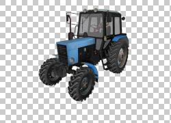 农业模拟器17轮胎拖拉机车轮,拖拉机PNG剪贴画汽车,车辆,运输,轮