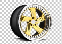 抛光车金拉丝金属锻造,车轮PNG剪贴画技术,汽车,黄金,拉丝金属,运