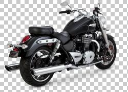排气系统Triumph Motorcycles Ltd Triumph Thunderbird Triumph