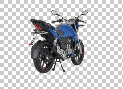 排气系统汽车摩托车Bajaj Auto Mondial,汽车PNG剪贴画排气系统,