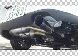 排气系统马自达MX-5汽车摩托车消声器,汽车排气PNG剪贴画排气系统