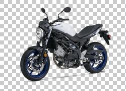 铃木SV650摩托车鞍本田,铃木PNG剪贴画排气系统,汽车,摩托车,川崎