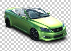 雷克萨斯IS跑车豪华车,雷克萨斯IS 350C车PNG剪贴画紧凑型轿车,轿