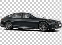 雷克萨斯LS 500H豪华车车,豪华欧洲PNG剪贴画紧凑型轿车,轿车,汽