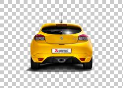 雷诺MéganeMégane雷诺运动排气系统汽车,雷诺PNG剪贴画紧凑型汽
