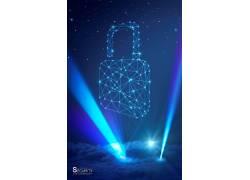 数据科技海报