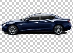 豪华车2017款玛莎拉蒂Quattroporte,豪华车PNG剪贴画紧凑型轿车,