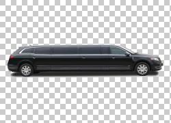 豪华轿车2018林肯MKT运动型多功能车汽车,拉伸豪华轿车PNG剪贴画