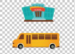 考试车PNG剪贴画电脑网络,其他,汽车,学校巴士,车辆,封装的PostSc