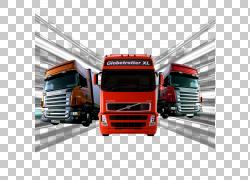 货物物流运输卡车,三霸气卡车拖车PNG剪贴画货运公司,服务,卡车,