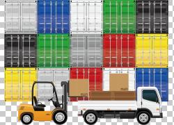 货物运输火车,集装箱港口PNG剪贴画卡车,汽车,运输方式,生日快乐