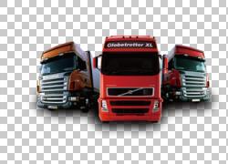 货运卡车,货运卡车,三个拖拉机单位艺术PNG剪贴画货运公司,服务,
