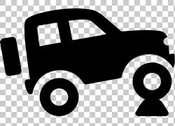 购物车吉普车轮机,汽车PNG剪贴画徽标,单色,汽车,运输,吉普车,运