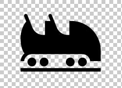购物车过山车计算机图标游乐园,过山车PNG剪贴画汽车,运输,黑色,