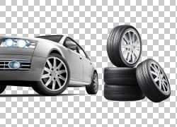 轮毂盖胎面轮胎合金轮毂,汽车和轮胎高清扣材料PNG剪贴画紧凑型汽