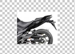 轮胎车本田Saddlebag排气系统,汽车PNG剪贴画排气系统,汽车,摩托