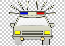 警察Siren,警察PNG剪贴画紧凑型汽车,角度,警察,人,汽车,运输方式