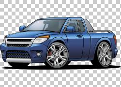 蓝色汽车PNG剪贴画紧凑型汽车,其他,摄影,卡车,灰色,汽车,皮卡车,