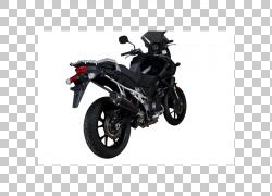 轮车摩托车配件排气系统,汽车PNG剪贴画排气系统,汽车,摩托车,车