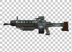 辐射4武器枪管突击步枪,突击步枪PNG剪贴画角度,突击步枪,视频游