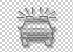 警车警笛警车,警察PNG剪贴画角度,人民,汽车,运输,车辆,材料,金属