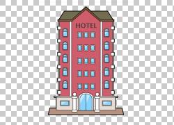 酒店汽车旅馆,酒店的PNG剪贴画建筑,窗口,免版税,海拔,度假村,房
