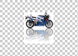 铃木GSR750排气系统SRAD GSX-R750,铃木PNG剪贴画排气系统,汽车,