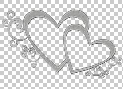 婚礼邀请心脏婚礼招待会,银色框架PNG clipart爱,角度,假期,婚礼,图片