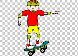 滑板,女孩滑板的PNG剪贴画孩子,体育,动漫,买断式授权,汽车,鞋,网