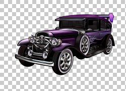 经典车老爷车,欧式复古车装饰PNG剪贴画紧凑型汽车,汽车,车辆,封