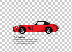 红色汽车PNG剪贴画摄影,汽车,性能汽车,卡通,封装PostScript,汽车