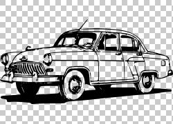 经典汽车老爷车福特野马,老式汽车PNG剪贴画紧凑型汽车,汽车,复古