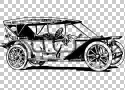 经典车FSO Syrena Sport,经典车PNG剪贴画紧凑型轿车,老式汽车,汽