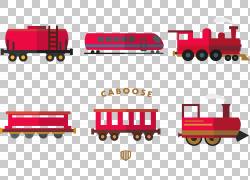 火车蒸汽机车,红色火车PNG剪贴画文字,标志,卡通,封装的PostScrip