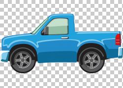 老式卡车PNG剪贴画紧凑型汽车,复古,汽车,皮卡车,运输,车辆,封装