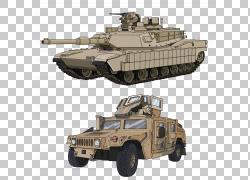 悍马汽车悍马吉普坦克,卡通军车坦克PNG剪贴画杂项,卡通人物,运输