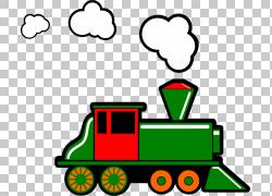 火车铁路运输蒸汽机车,玩具火车PNG剪贴画文本,运输方式,运输,车