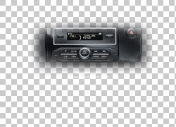 立体声音响汽车车载音频多媒体,汽车PNG剪贴画电子,汽车,运输,媒