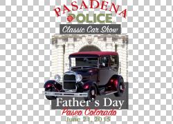 老式汽车车展帕萨迪纳粉笔节热棒,汽车PNG剪贴画老式汽车,卡车,汽