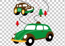 老爷车汽车租赁,出租车PNG剪贴画紧凑型轿车,老式汽车,汽车,运输