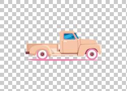 紧凑型汽车汽车中型汽车,经典汽车PNG剪贴画老式汽车,卡车,汽车,