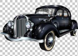 老爷车经典汽车海报,汽车clasicos PNG剪贴画摄影,老式汽车,海报,