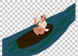 卡通车辆划船,划船PNG剪贴画杂项,其他,动漫,体育,汽车,划船,赛艇