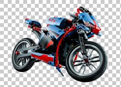 乐高技术玩具块摩托车,摩托车PNG剪贴画自行车,汽车,运输方式,玩