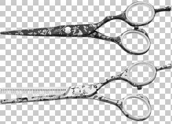 剪发剪捷豹剪刀美容师剃须,menschlich gesehen ziemlich abstoss图片