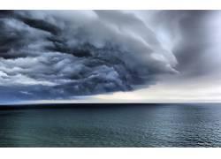 105855,地球,海洋,云,壁纸图片
